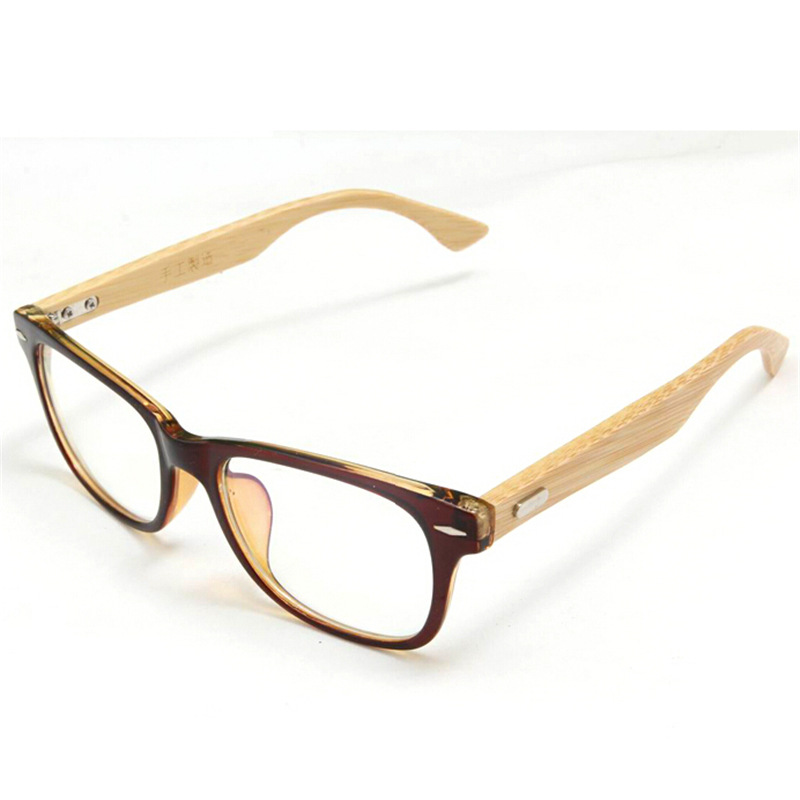 Wooden Framed Fashion Glasses : Popular Wood Frame Eyeglasses-Buy Cheap Wood Frame ...
