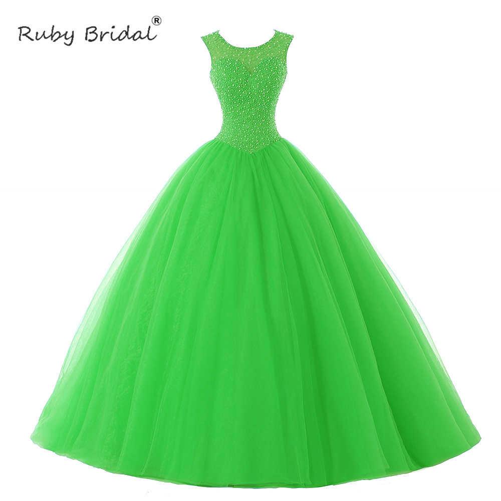 Рубин Свадебные Лидер продаж красное платье Quinceanera платье миди платье для празднования 15-летия голубого цвета платья Бальные платья 2018