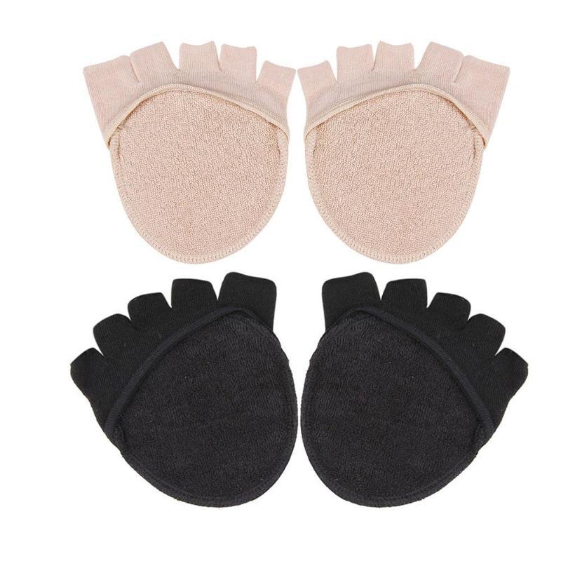 ①  5-Toe Передние Лапки Сепаратор Стельки Pad Yoga Спортивные Носки Облегчение боли Протектор Nude Abso ★