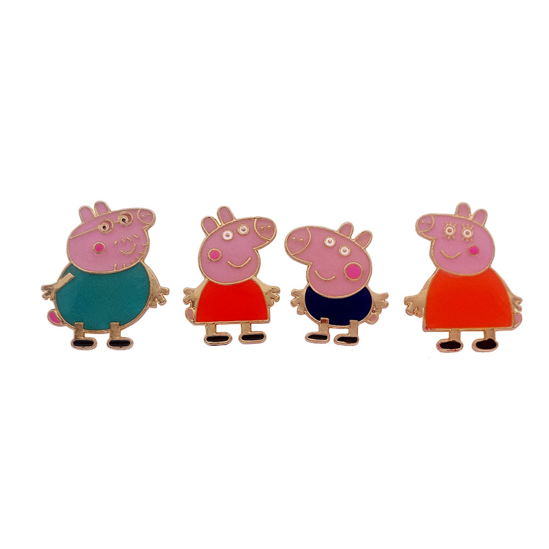 Free shipping Fashion jewelry Wholesale gift Page George, a social man, piggy, peki, dro ...