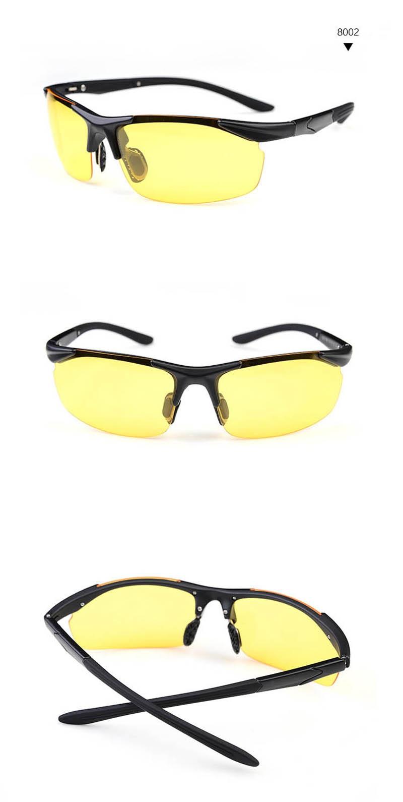 beler UV400 Herren Polarized Photochromic Transition Lens Sonnenbrille Outdoor Driving Sports