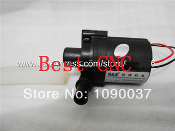 Free  Shipping Brushless DC Water Pump P2430 24VDC 25W 8.5L/min for the CW3000 Chiller