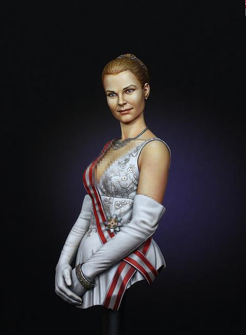 купить pre order-Resin toys LM-B021 Grace of Monaco Free shipping в интернет-магазине