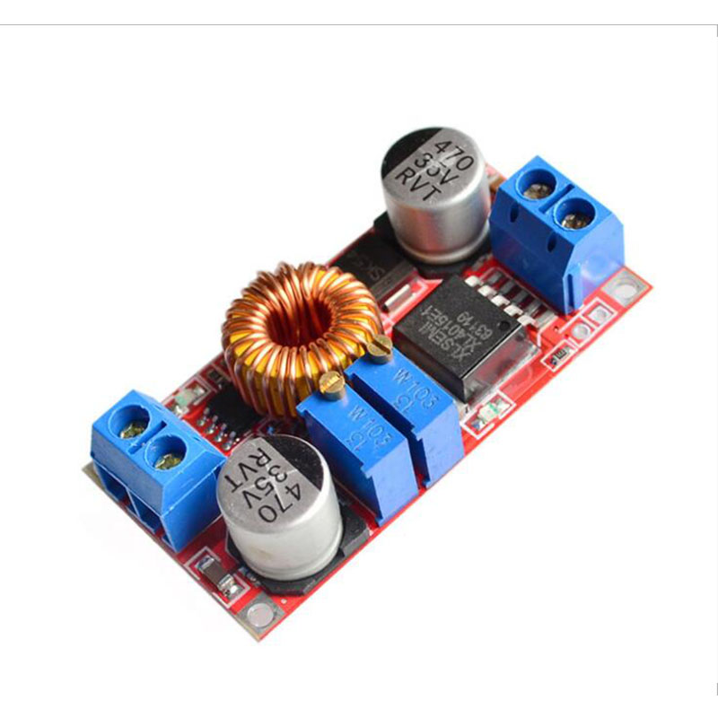 2PCS 5A Lithium Charger Step down 5A Power Supply Module LED Driver M10