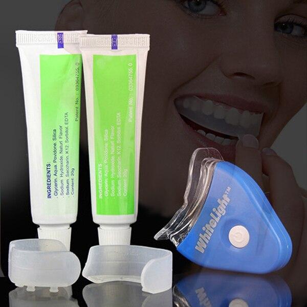Отбеливание зубов Гель Белый Свет Стоматологическое Оборудование Лотки Белый Зуб Осветляющий Отбеливание Отбелить Зубы Уход За Полостью Рта Blanchiment