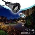 EUA/REINO UNIDO/AU/Plug UE RGB Projector Movendo Iluminação Do Gramado Do Jardim Da Lâmpada Ao Ar Livre Paisagem Luz Laser Natal Luz do estágio