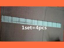 """LED תאורה אחורית רצועת 11 מנורת עבור 40 """"טלוויזיה LCD 40CE5100 40CE1130 HK40D11 ZC14A 01 671 400E1 21401 3BL T8104102 003B V400HJ6 PE1"""
