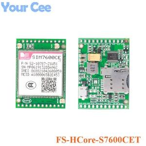 Image 2 - 4G מודול פיתוח לוח LTE Core לוח SIM7600CE Air720D Air720H EC20 GPS מיקום אלחוטי מודול תמיכה FTPS/HTTPS /DNS