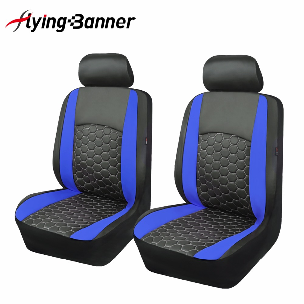 Luxury Auto PU Leather Universal Car Seat Cover Automotive Seat Covers For Toyota Lada Kalina Ggranta Priora Renault Logan in Automobiles Seat Covers from Automobiles Motorcycles