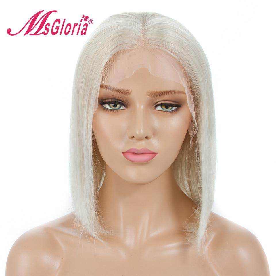Aliexpress Com Buy Real Platinum Blonde Color 60