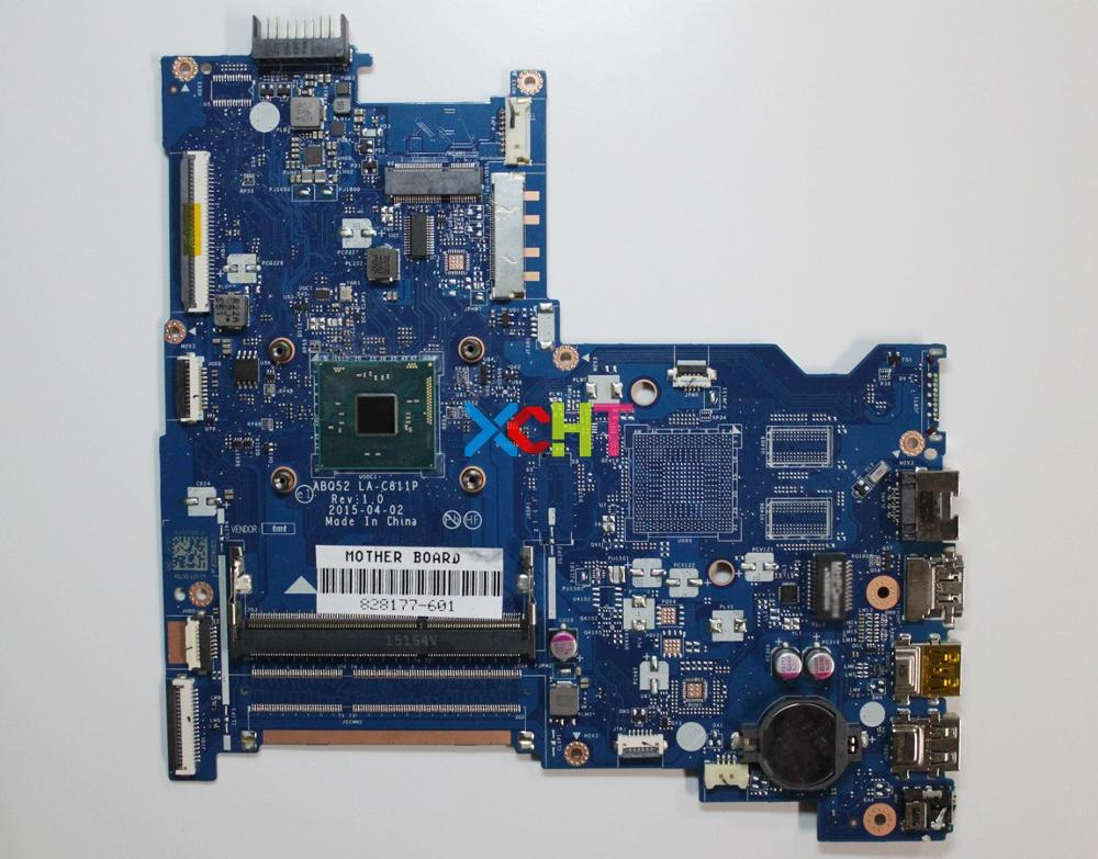 for HP NoteBook 15 15-AC Series 828177-001 828177-601 ABQ52 LA-C811P UMA CelN3150 Laptop Motherboard Mainboard Testedfor HP NoteBook 15 15-AC Series 828177-001 828177-601 ABQ52 LA-C811P UMA CelN3150 Laptop Motherboard Mainboard Tested