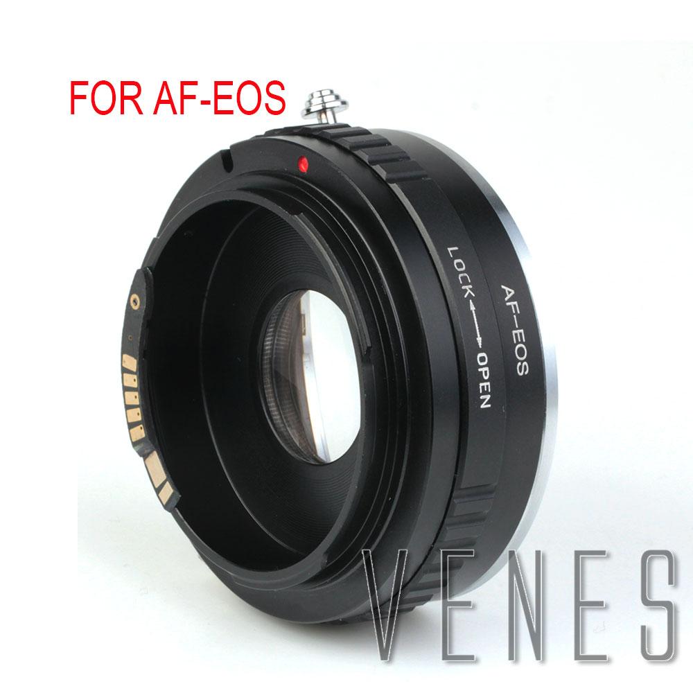 FocusFoto 9th Gen AF Confirm Adapter for Olympus OM Lens to Canon EOS EF EF-S Mount Camera 80D 77D 70D 60D 5D Mark II III 5D2 5D3 7D 6D 3000D 1500D 1300D 1200D 800D 760D 750D 700D 650D 100D