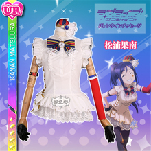 love live sunshine Circus Matsuura kanan Unawakened Training Suit Cosplay Costumes O
