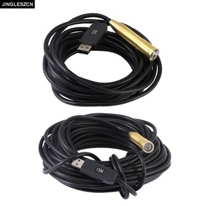 Image 3 - 14.5mm 25M USB Endoscope Camera Waterproof USB Borescope Inspection Snake Tube Camera For PC Windows , Macbook OS PC