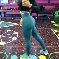 High Waist Tummy Control Tights Leggins Women Seamless Sport Leggings For Fitness Sportswear Woman Gym Yoga Pants Sports Wear