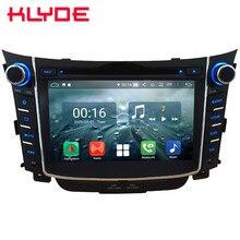 7 «Восьмиядерный 4G wifi Android 8,1 4G B ram 6 4G B rom RDS DAB BT автомобильный DVD мультимедийный плеер Радио стерео для hyundai I30 2011-2016