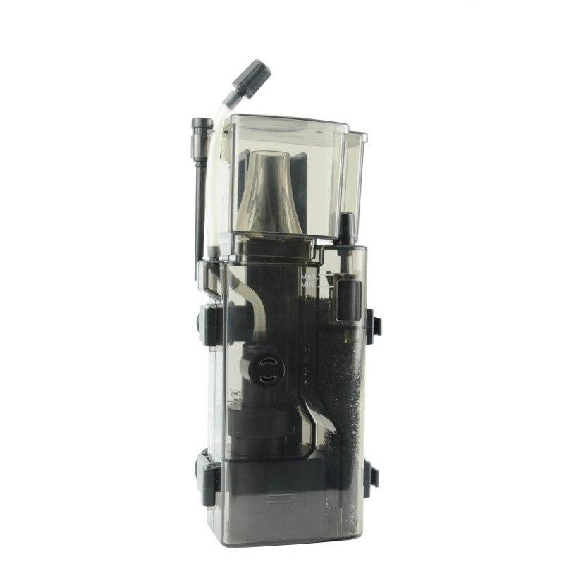 SK-300 Écumeur 4 W 300L/H Aquarium Marin Réservoir Filtre Système Accessoires pour l'eau de mer aquarium skimmer marine