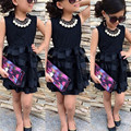 New Infant Baby Girl Tutu Dress vestidos Kids Cute Lace Mesh Summer Sleeveless Party Princess Dresses Baby Girl Clothes
