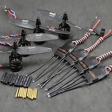 Rctimer Mini FPV Racing font b Drone b font Quadcopter Combo Kit w 1806 2300KV Motor
