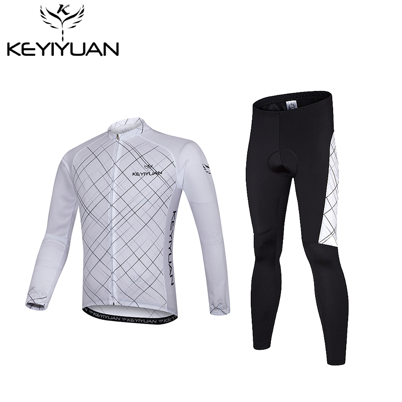 Riding suits long sleeves spring summer autumn and winter men and women bike mountain bike equipment coat pants clothing custom