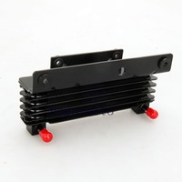 Motorcycles parts Oil Cooler Fit For For street glide cooler radiator road king road glide 2009 2016