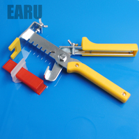 200pcs Wedges 1000pcs Clips 2pcs Pliers Wall Floor Tile Leveling System Tile Accessories Leveler 1