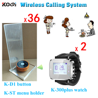 جرس النادل استقبال الاتصال اللاسلكي K 300plus + K D1 + K ST-في جهاز استدعاء من الكمبيوتر والمكتب على