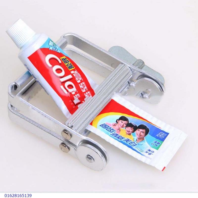Kit Banheiro Bad Bad Produkte 1 stück Aluminium Rohr Squeezer Tool Für Haar Färbung Hand Creme Friseur Squeeze Werkzeuge