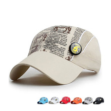 New 6-8 Years Children Letters Printing Baseball Cap Kids Fashion snapback Hat for a Boy gravity falls free shipping