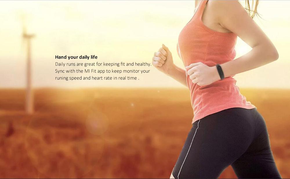 Xiaomi Mi Band 2 Miband 2 Smart Bracelet Wristband Band Fitness Tracker Bracelet Smartband Heart rate Monitor 100% Original (6)