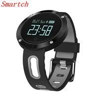 Smartch DM58 Smart Bracelet Band Heart Rate Blood Pressure Watch IP68 Waterproof Sports Wristband Fitness Tracker Pedometer