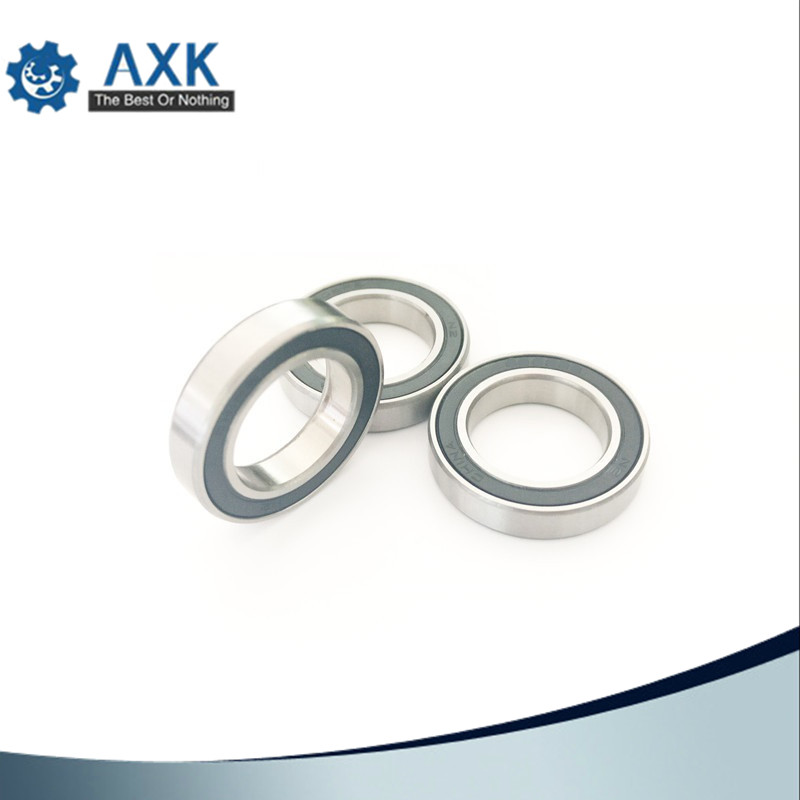 10 S6800-2RS 10x19x5 10mm//19mm//5mm S6800RS Stainless Steel Ball Ball Bearings