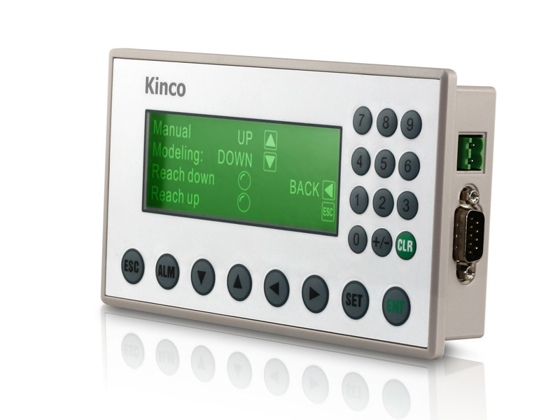Kinco MD214L HMI 4.3