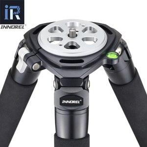 Image 4 - RT90C trépied en Fiber de carbone de haut niveau professionnel observation des oiseaux support de caméra robuste 40mm tube 40kg charge 75mm adaptateur de bol