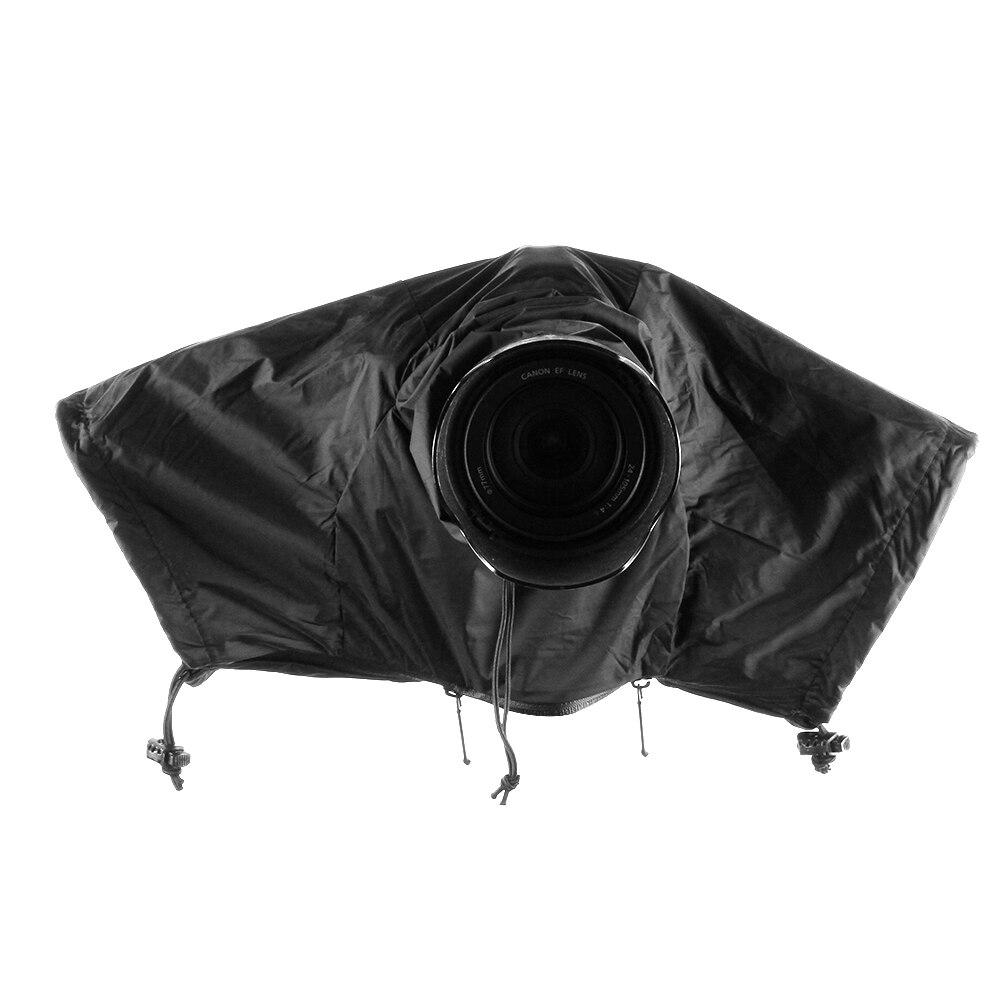 Wasserdichte Regen Abdeckung Objektiv Beschützer für Sony A7 A7S A7R II Mirrorless Kamera