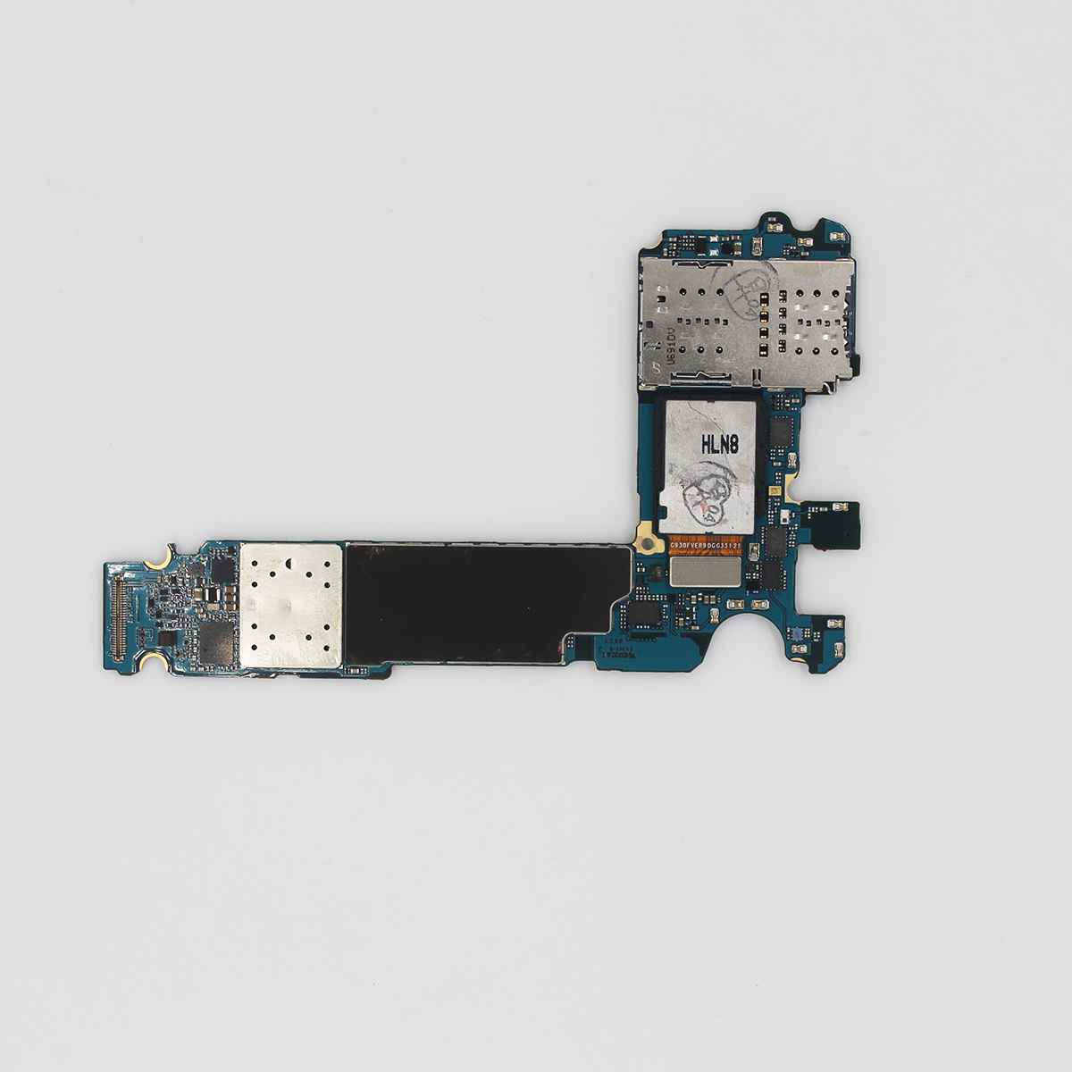 Image 4 - Tigenkey Unlocked Motherboard For Original Samsung Galaxy S7 edge G935F Motherboard  Working 100% Test & Free Shipping-in Mobile Phone Circuits from Cellphones & Telecommunications