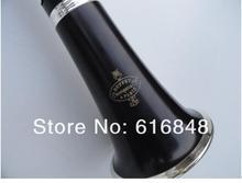 Копировать Buffet Crampon & Cie Париж 1986 E13 Bb кларнет с случае высокое качество сандалового дерева черного дерева трубки Никель платированный кларнет