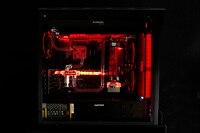 Курган комплект жидкостного охлаждения использовать для компания 515E случае 360 мм радиатор + Процессор блок + GPU Блок + насос + водохранилище +