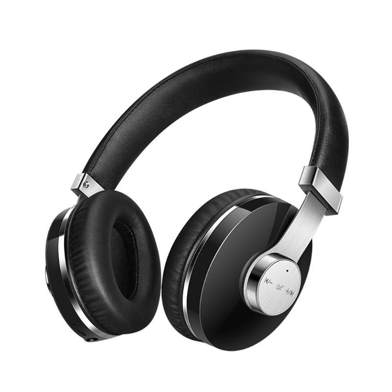 VODOOL T9 CSR casque sans fil Bluetooth stéréo HiFi MP3 Bluetooth V4.2 Sport casque sans fil avec Microphone pour téléphone intelligent