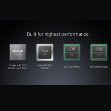 Xiaomi Mi Box 3 Android 4K TV Box – Cortex-A53 Mali-450 2GB 2.4/ 5G