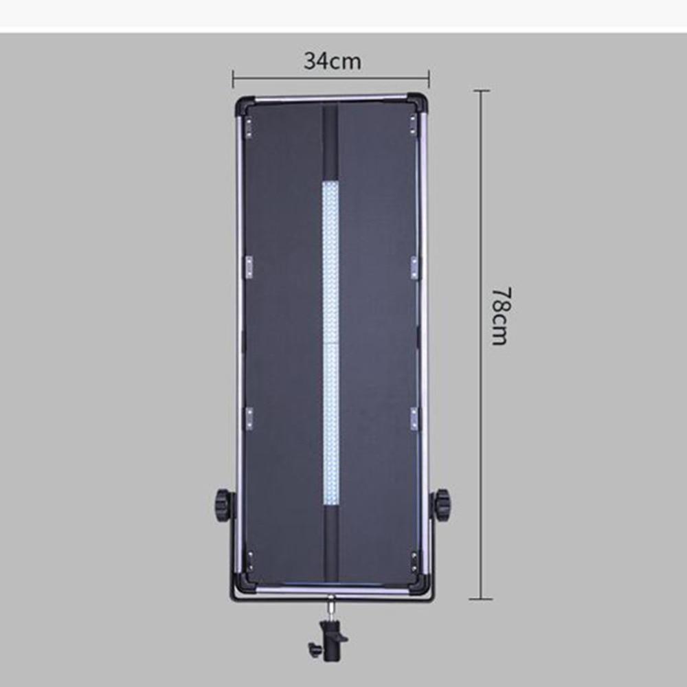 Yidoblo 1 adet LED Lamba kamera ışık D-3100 200 W 20000 Lümen - Kamera ve Fotoğraf - Fotoğraf 4