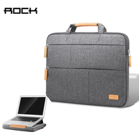 ROCK Nylon Shockproof Bag Case Cover For Apple Ipad Pro 12 9 13inch Laptop Sleeve Table