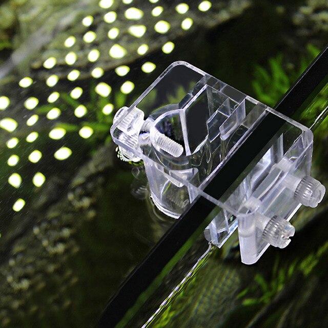 Aquarium Acryl Filter Filtration Montieren Schlauch Rohr Befestigung