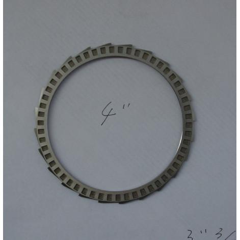 """Lonati"" vartų serija L454 L462 L472 trikotažo mašina, naudodama pjūklą D4080007--4 x108N x24Dantys"
