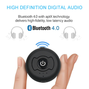 Image 3 - kebidu H 366T Multi point Wireless Audio Bluetooth Transmitter Music Stereo Dongle Adapter For TV Smart PC MP3 Bluetooth4.0 A2DP