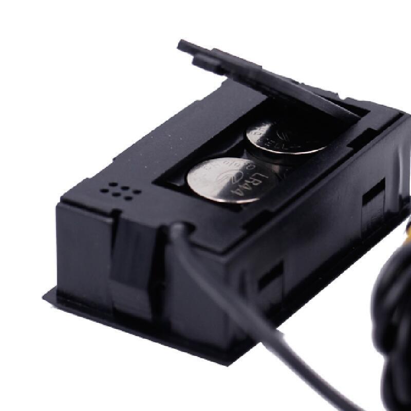 3db / tétel Új mini digitális LCD hőmérő - Mérőműszerek - Fénykép 2