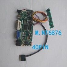 driver board controller board DIY for LP156WF4-SLBA 15.6″ 1920X1080 monitor screen HDMI VGA DVI LED M.NT68676 audio LCD kit