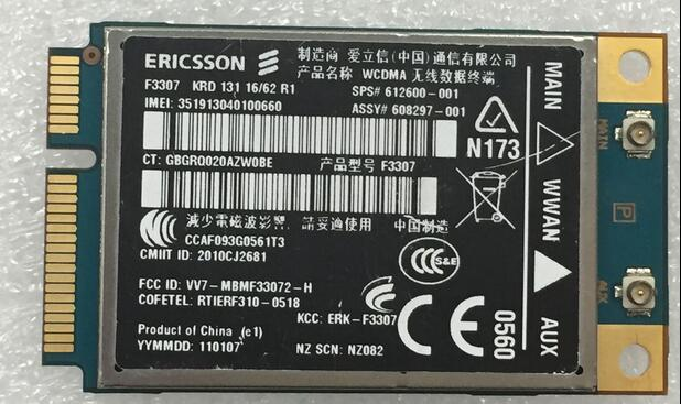 DRIVERS ERICSSON F3307