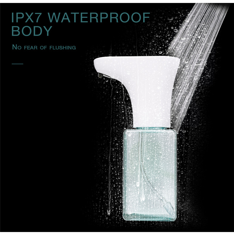 Home Improvement Jfbl Hot Plastic Metal Bottle Kitchen White 300ml Liquid Soap Sink Dispenser Liquid Soap Dispensers