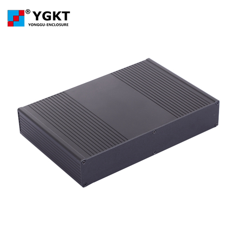 YGK-028 240*45*160 mm(WxHxL )   factory sales directly  PCB Electronic device application aluminum extrusion alloy housing/caseYGK-028 240*45*160 mm(WxHxL )   factory sales directly  PCB Electronic device application aluminum extrusion alloy housing/case
